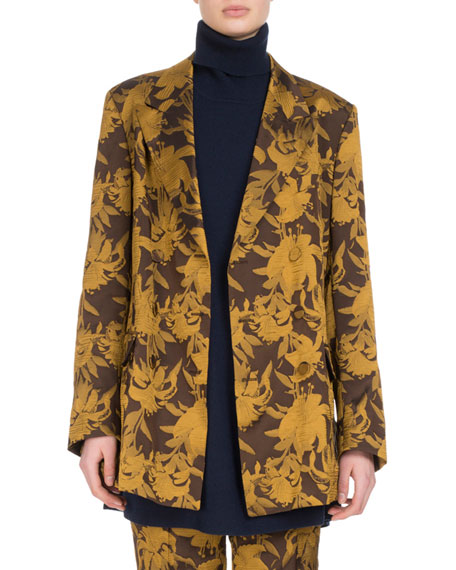 Baden Double-Breasted Blazer