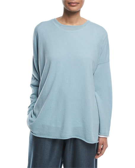 Knit Cashmere Sweater