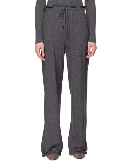 Elisia Pull-On Cashmere Pants