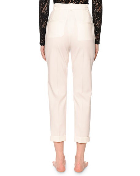 Kate Classic High-Rise Pants