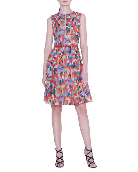 Indian Summer Voile Dress