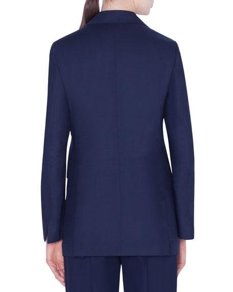 Lightweight Cashmere Jacket