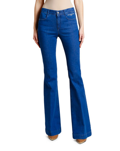 The 70s Flare Jeans