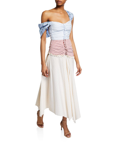 Belted-Down The Hatches Dress