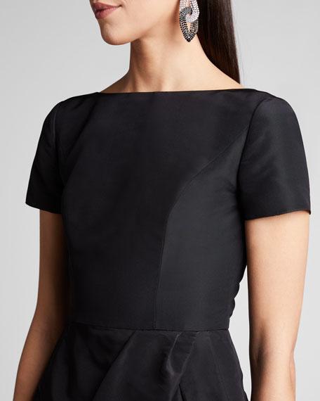 Icon 2.0 Bateau Neck Short-Sleeve Dress