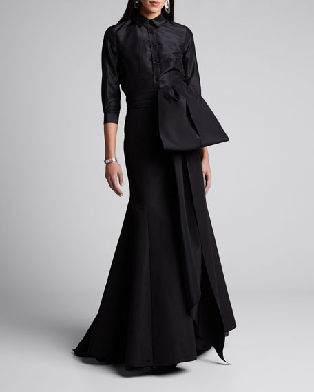 Icon 2.0 Knotted Trumpet Skirt