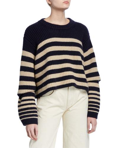 Dotty Cashmere Sweater
