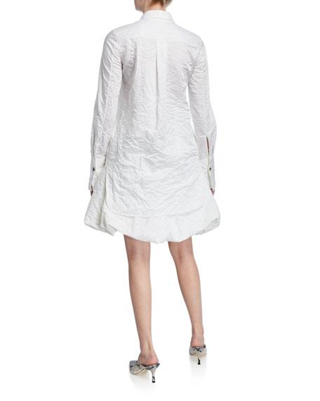 Lemay Crinkled Poplin Shirt