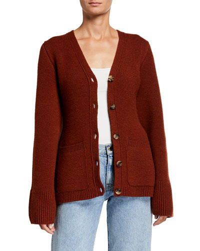 Lucy Cashmere Cardigan