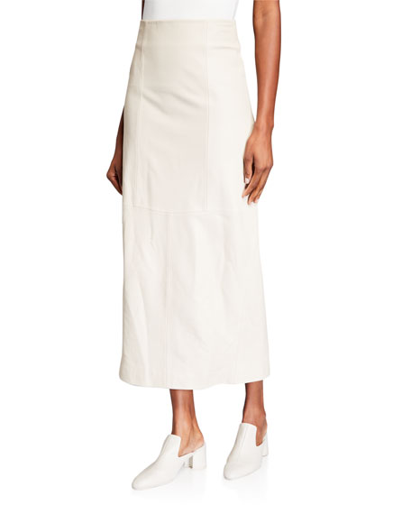Image 1 of 1: High Rise Pencil Skirt