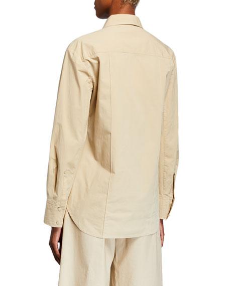 Cotton Utility Shirt