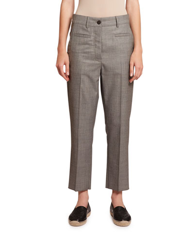 Cotton Fisherman Trousers