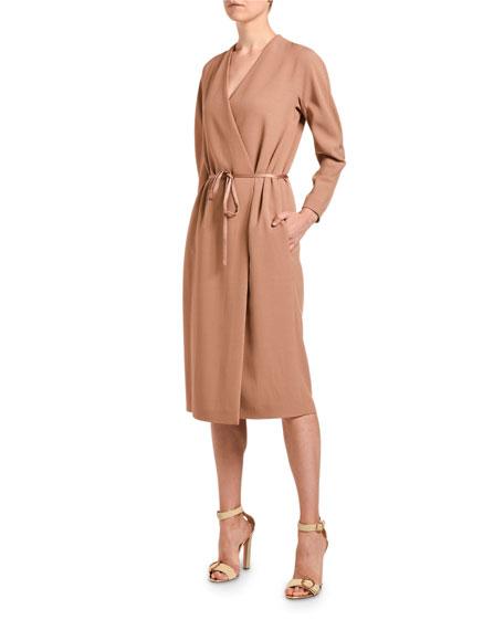 Cady Wrap Dress