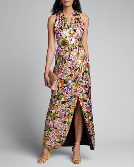 Alyona Twill Cocktail Dress