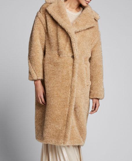 Park Teddy Fleece Oversized Coat