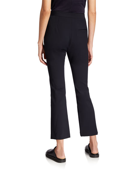 Jonell Cropped Flare Pants