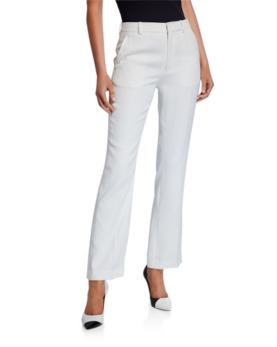 Tailored Cigarette Pants