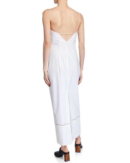 Diedre Poplin Slip Dress