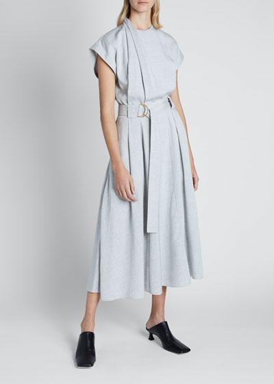 Lightweight Suiting Dress