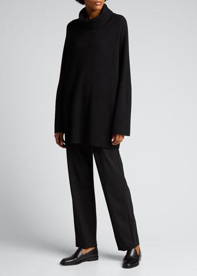 Slimmer Regular Wool Trousers