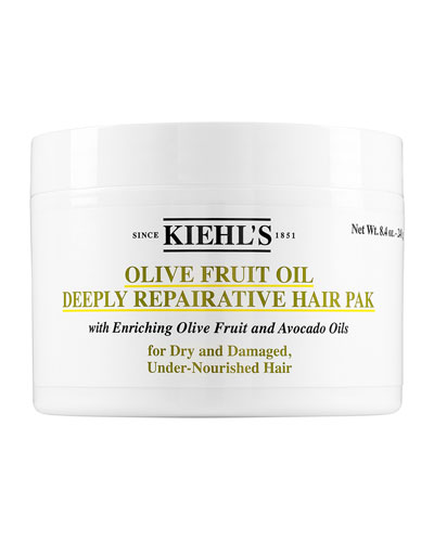 Olive Fruit Oil Deeply Repairative Hair Pak  8.0 oz.
