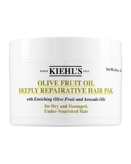 Olive Fruit Oil Deeply Repairative Hair Pak, 8.0 oz.