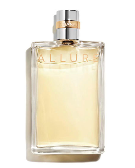 CHANEL ALLURE Eau de Toilette Spray 3.4 oz.