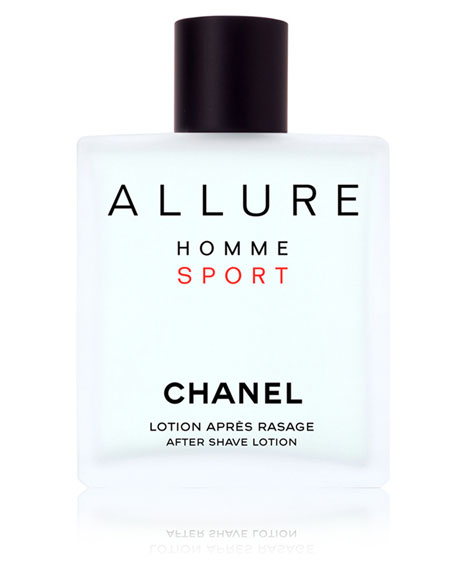 CHANEL ALLURE HOMME SPORT After Shave Lotion 3.4