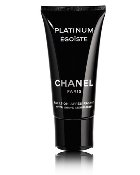 <b>PLATINUM ÉGOÏSTE</b><br>After Shave Moisturizer 2.5 oz.