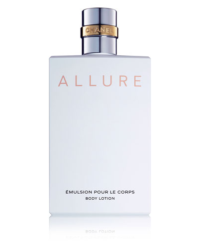 <b>ALLURE</b><br>Body Lotion 6.8 oz.