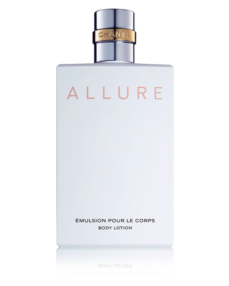 CHANEL ALLURE Body Lotion 6.8 oz.