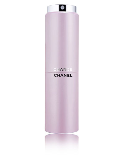 <b>CHANCE</b><br>Eau de Toilette Twist And Spray 3 X 0.7 oz.