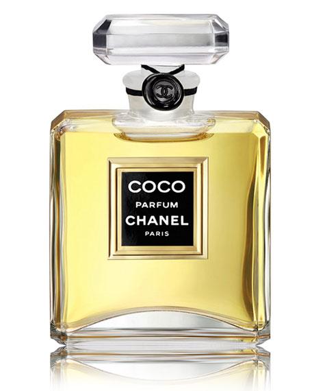 <b>COCO</b><br>Parfum Bottle 0.25 oz.