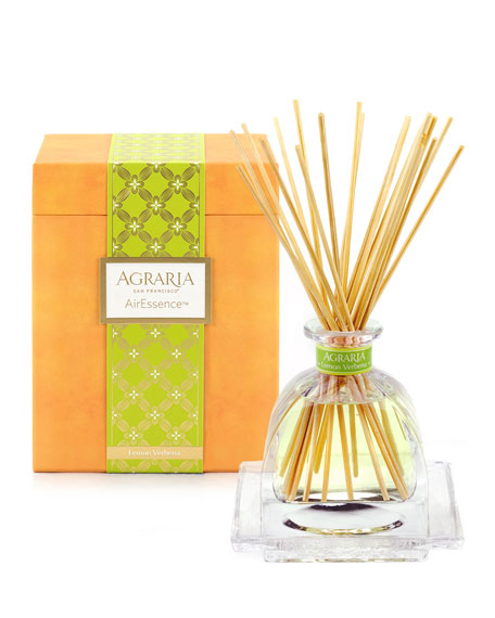 Lemon Verbena AirEssence Fragrance With Tray