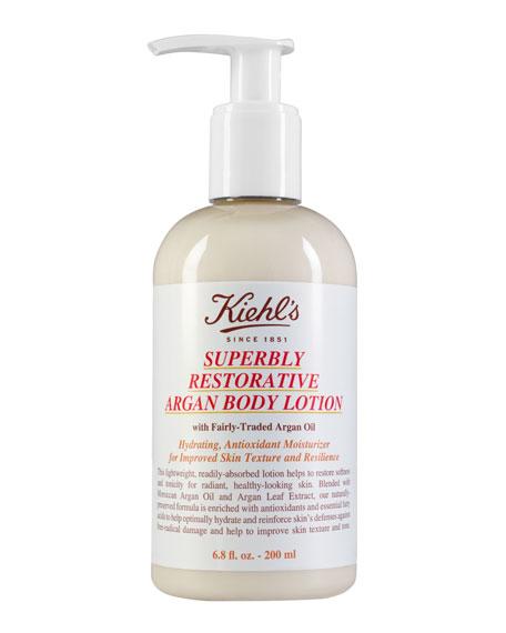 Kiehl's Since 1851 Superbly Restorative Argan Body Lotion,