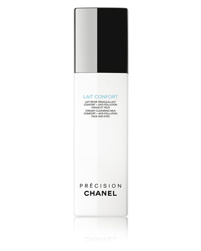 <b>LAIT CONFORT</b><br>Creamy Cleansing Milk Comfort + Anti-Pollution Face And Eyes 5 oz.
