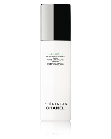 <b>GEL PURETÉ</b><br>Rinse-Off Foaming Gel Cleanser Purity + Anti-Pollution 5 oz.