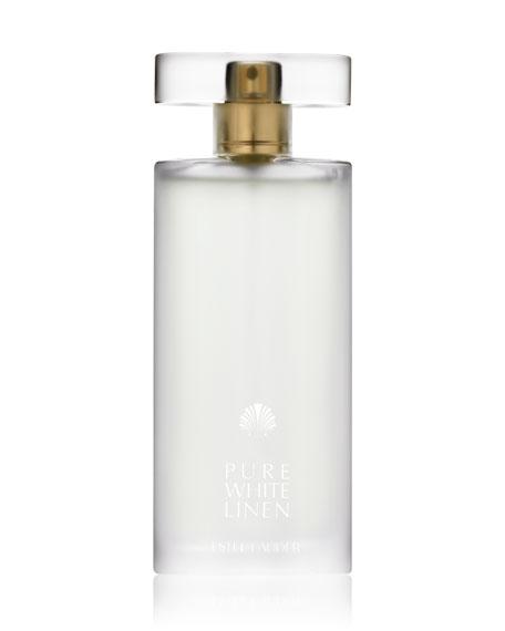 Pure White Linen
