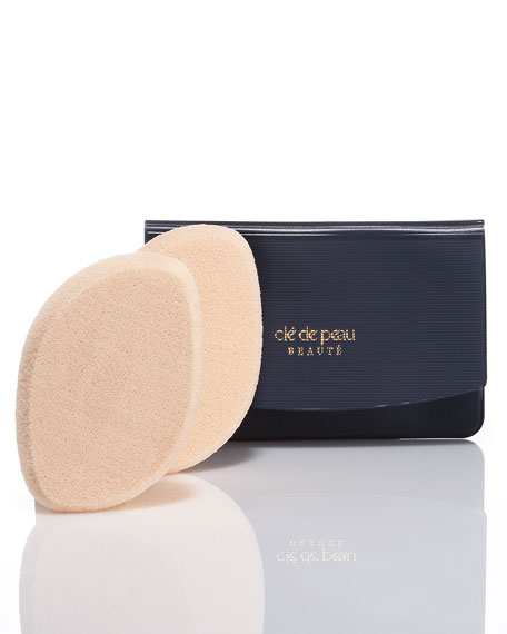 Cle De Peau Sponge (Cream Foundation)