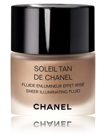 <b>SOLEIL TAN DE CHANEL</b><br>Sheer Illuminating Fluid