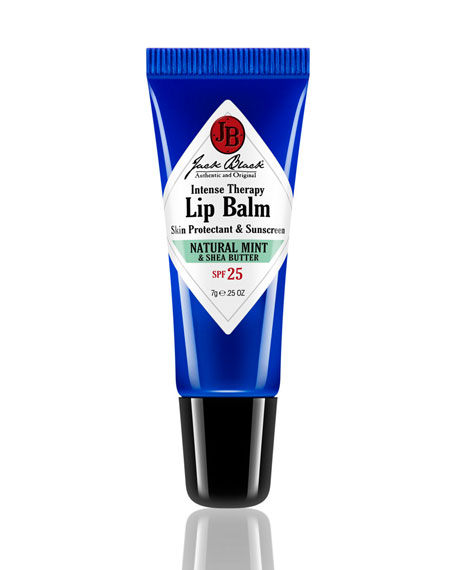 Jack Black Intense Therapy Lip Balm SPF 25,