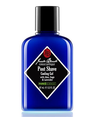 Post-Shave Cooling Gel  3.3 oz.