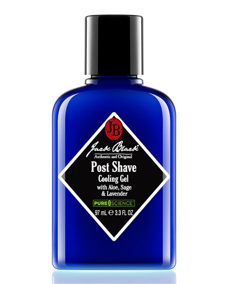 Post-Shave Cooling Gel, 3.3 oz.