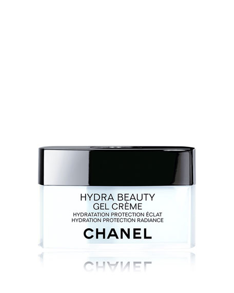 CHANEL HYDRA BEAUTY GEL CRÈME Hydration Protection Radiance,