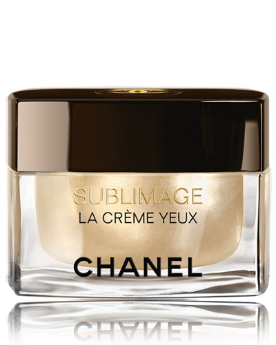 <b>SUBLIMAGE LA CR&#200;ME YEUX</b><br>Ultimate Skin Regeneration Eye Cream 0.5 oz.