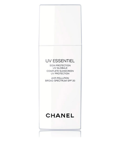 <b>UV ESSENTIEL </b><br>Complete Sunscreen UV Protection Anti-Pollution Broad Spectrum SPF 20