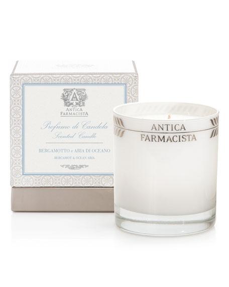 Antica Farmacista Bergamot & Ocean Aria Scented Candle,