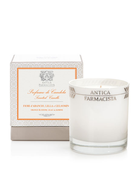 Antica Farmacista Orange Blossom, Lilac & Jasmine Scented