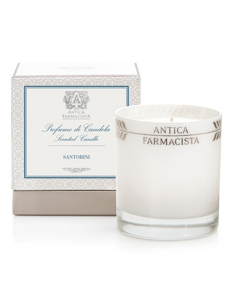 Antica Farmacista Santorini Scented Candle, 9 oz.