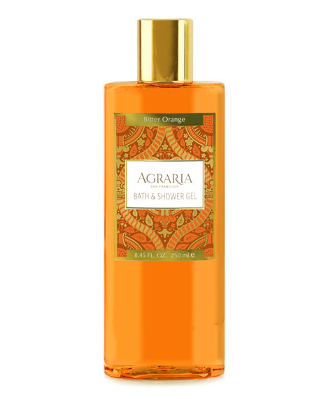 Bitter Orange Bath & Shower Gel